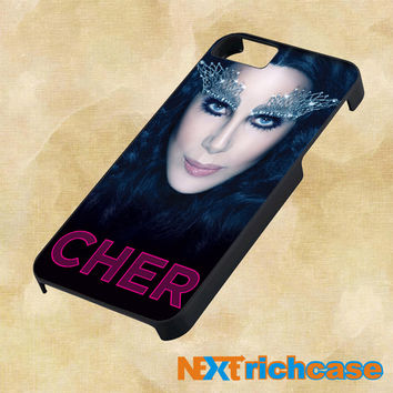 Cher For iPhone, iPod, iPad and Samsung Galaxy Case