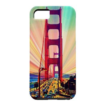 Shannon Clark Colorful Commute Cell Phone Case