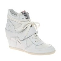 Ash Bowie Wedge Trainers at asos.com