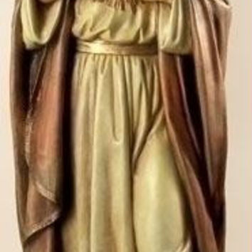 Religious Statue - Sacred Heart Of Jesus