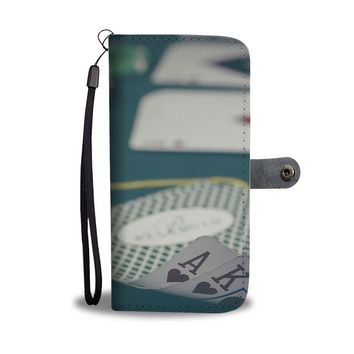 Blackjack Phone Wallet Case