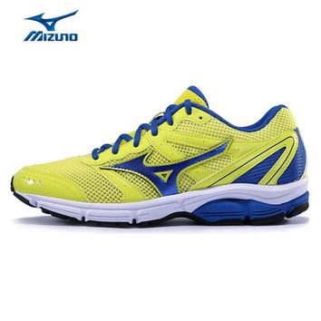 MIZUNO Sport Sneakers Men's Shoes WAVE IMPETUS 2 Running Shoes DMX Technology Cushioning Running Shoes J1GE141305 XYP227