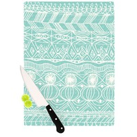 "Catherine Holcombe ""Beach Blanket Bingo"" Cutting Board"
