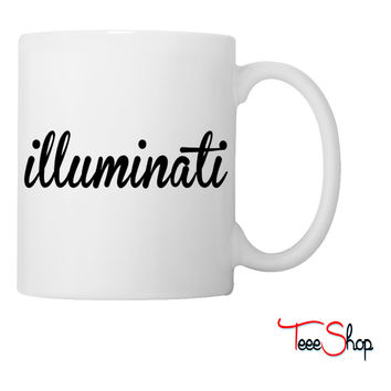 Illuminati Coffee & Tea Mug