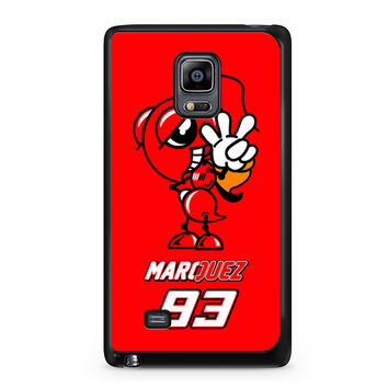 Marc Marquez 93 Baby Alien Samsung Galaxy Note Edge case