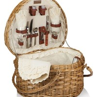 Picnic Time Heart Shaped Wicker Picnic Basket | Nordstrom