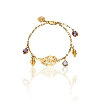 Be Inspired Bracelet • Gold Vermeil