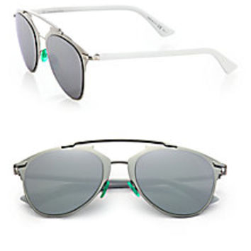 Dior - Reflected 52MM Modified Pantos Sunglasses - Saks Fifth Avenue Mobile