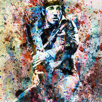 Bruce Springsteen Art - Canvas & Limited Edition Print