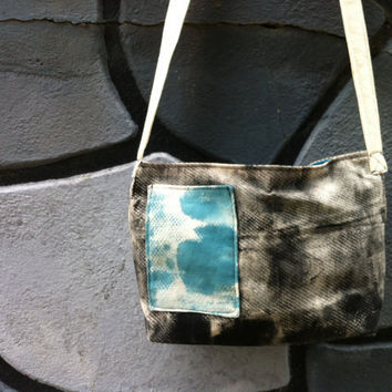 Modern tote bag beach bag/west coast by AnotherLove on Etsy