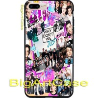 New Hot Rare Why Don't We Band Collage CASE COVER iPhone 6s/6s+/7/7+/8/8+, X