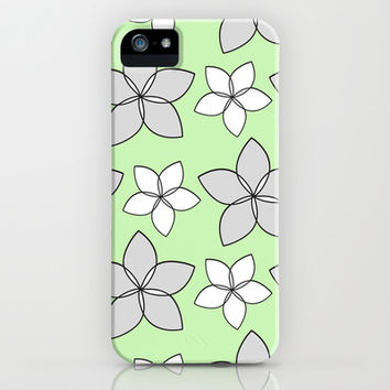 Plumeria Love iPhone & iPod Case by tzaei | Society6