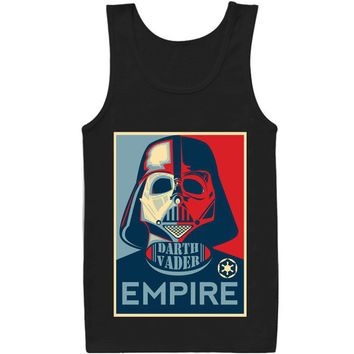 Darth Vader empire for tank top