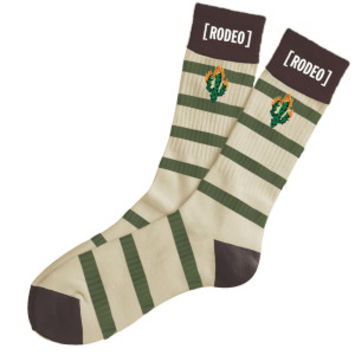 Rodeo Striped Socks