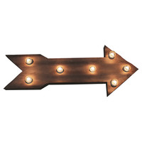 You should see this Country Arrow Sign Wall Décor in Rust on Daily Sales!
