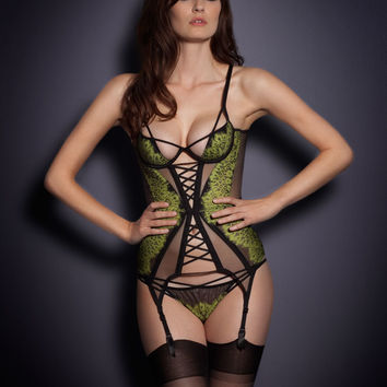 Corsets & Basques by Agent Provocateur - Electra Basque