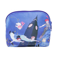 Loungefly Disney Peter Pan Flying Makeup Bag