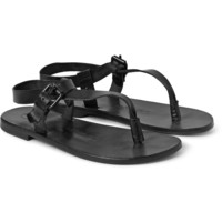 Álvaro - Andrea Leather Sandals | MR PORTER