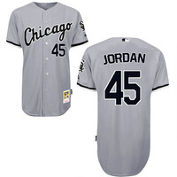 Chicago White Sox Michael Jordan #45 Alternate Home Jersey
