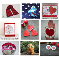 """Say """"I Love You"""" with Handmade this Valentine's Day"""