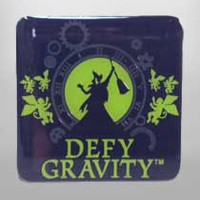 Buy Wicked on Broadway Defy Gravity Pin | The Broadway Store