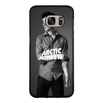 Alex Turner Samsung Galaxy S7 Case
