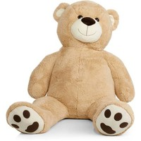 Super Jumbo 6ft Plush Teddy Bear - Walmart.com