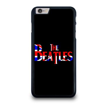 THE BEATLES NEW DESIGN BRITISH iPhone 6 / 6S Plus Case