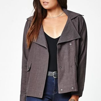Billabong Just Like Me Linen Jacket at PacSun.com