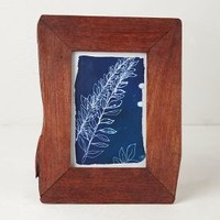 Reclaimed Wood Gallery Frame by Anthropologie