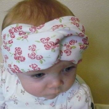Turband, Baby Turban Headband, Baby Girl Headband, Baby Headwrap, Newborn Headband, Infant Headband Toddler Bandana Preemie Goodtreasures123