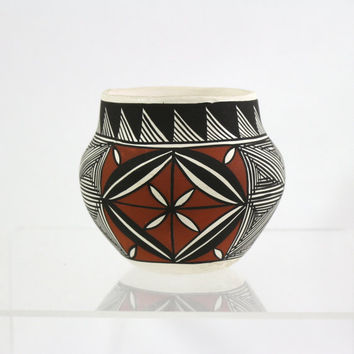 Vintage Acoma NM Pottery, Native American Art
