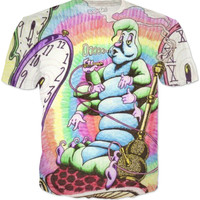 Trippy Alice Shirt :)