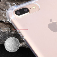 Transparent UNBreak Case Cover for iPhone 7 7 Plus & iPhone se 5s 6 6s Plus +Gift Box
