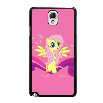 my little pony fluttershy samsung galaxy note 3 case cover  number 1