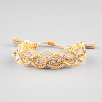 Rose Gonzales Naomi Braclet Gold One Size For Women 24176562101