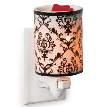Decorative Porcelain Wax Warmer Wall Plug