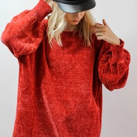 Ring Of Fire Sweater