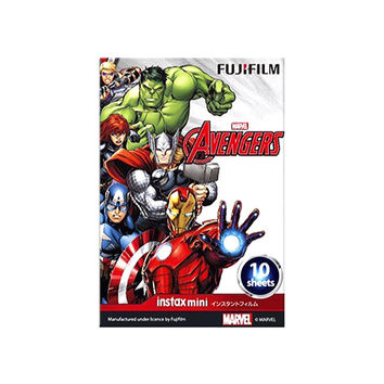 Fujifilm Instax Mini Film Marvel Avengers Polaroid Instant Photo