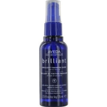 Aveda Brilliant Emollient Finishing Gloss With Rice Bran Oil 2.5 Oz