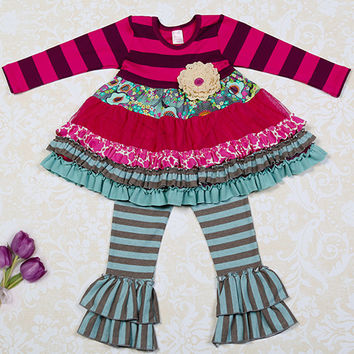 Giggle Moon Eternal Bliss Tutu Dress with Leggings
