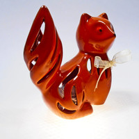 "Inari Chakra Incense Fox for enhancing ""Sneak"" and"" Luck"""