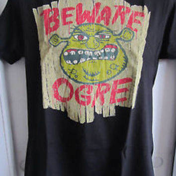 Hot Topic: Shrek Beware Ogre T-Shirt