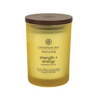 Chesapeake Bay Strength + Energy Candle
