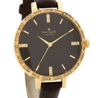 Kate Spade New York Pave Metro Skinny Watch