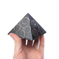 Radical Orgonite Pyramid no. 02