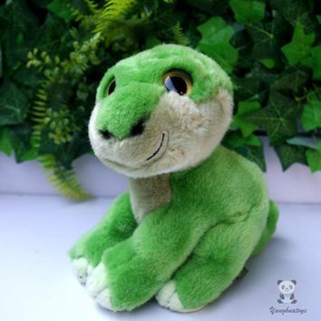 Cute Big Eyes Dinosaur Stuffed Animal Plush Toy 10""