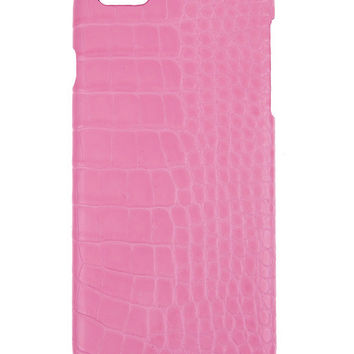 IPhone 6S PLUS / 6 Plus  Case Alligator Pink
