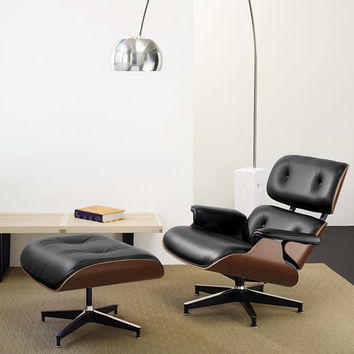 Eames Lounge Chair And Ottoman MoMA From MoMA Design Store