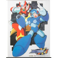 Mega Man X4 Mega Man & Zero Wall Scroll